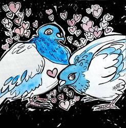 Pigeons Of Love