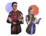 Calpernia + Marius