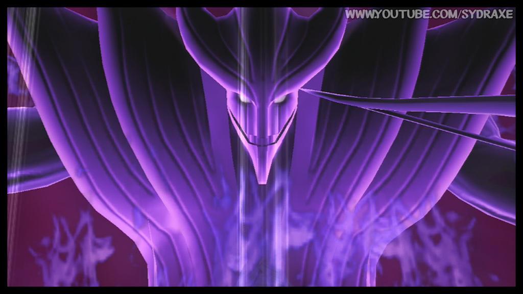 Itachi Susanoo Vs Sasuke