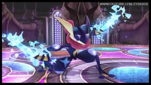 Super Smash Bros. Greninja