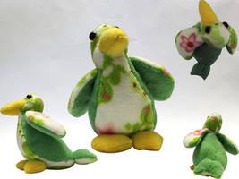 Jasper's Bird by CraftKiwi