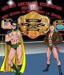 Robin vs Lil General Match Poster