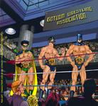 01-Gotham Wrestling Association Champions