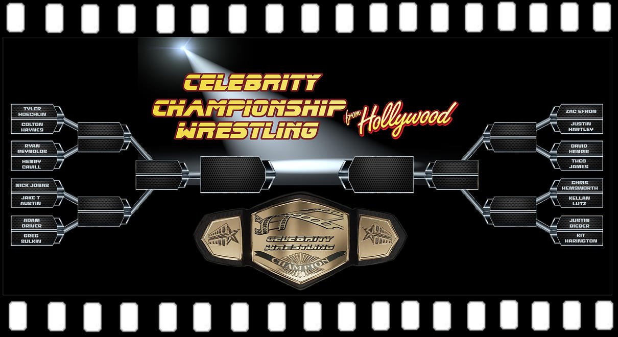 Itv celebrity wrestling federation