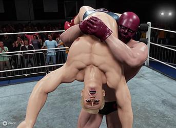 Captain America vs Red Skull-2 by JungleKingKazar