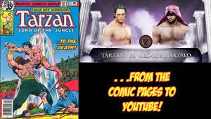 Tarzan vs Mad Arab video cover
