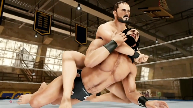 Austin Aries vs Tyler Black-Compound Brooklyn