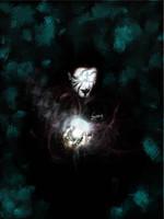 My dark self by Xengar