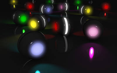 Light Spheres Dark 2.1 by Neon2005