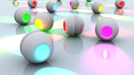 Light Spheres - Revamped by Neon2005