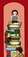 SPN Bookmark by Nimloth87