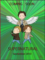 Supernatural Poster by Nimloth87