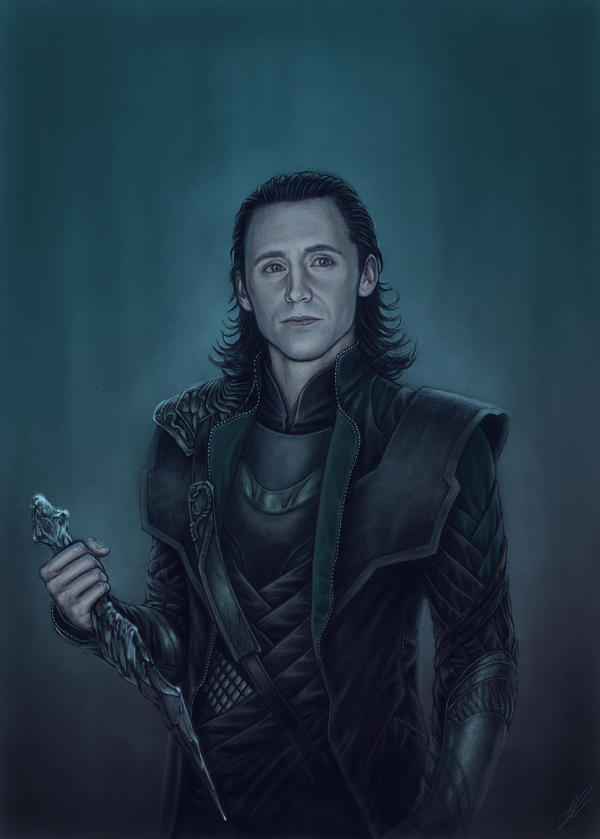 I am Loki of Asgard... by Nimloth87