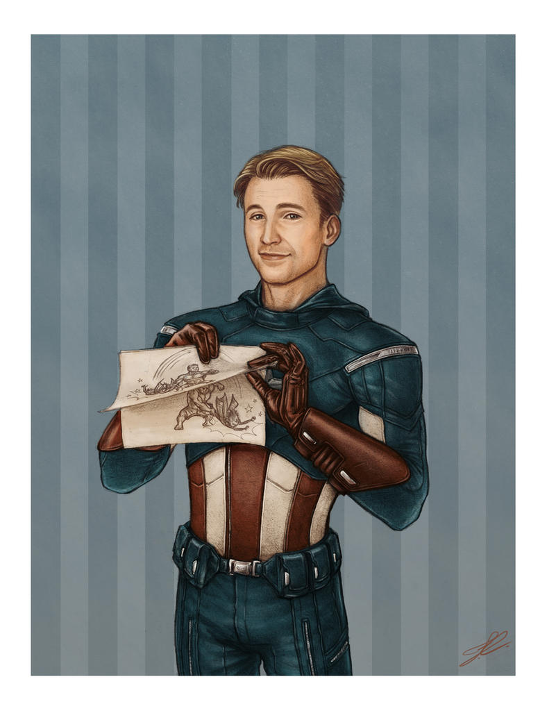 Special Edition Cap Trading Card by Nimloth87