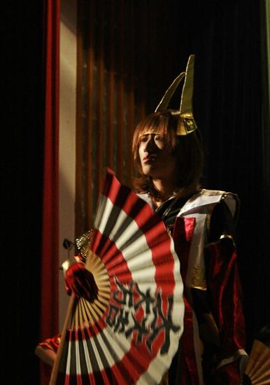 Ishida Mitsunari by hybridre