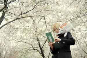 natsume and sensei
