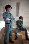Library War_the book soldiers