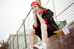 slam dunk_ayako by hybridre