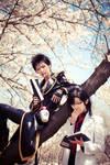 Saiyuki Gaiden_peaceful time