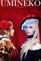 Umineko_the witches are coming by hybridre