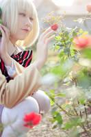 Ao no Exorcist_shiemi by hybridre