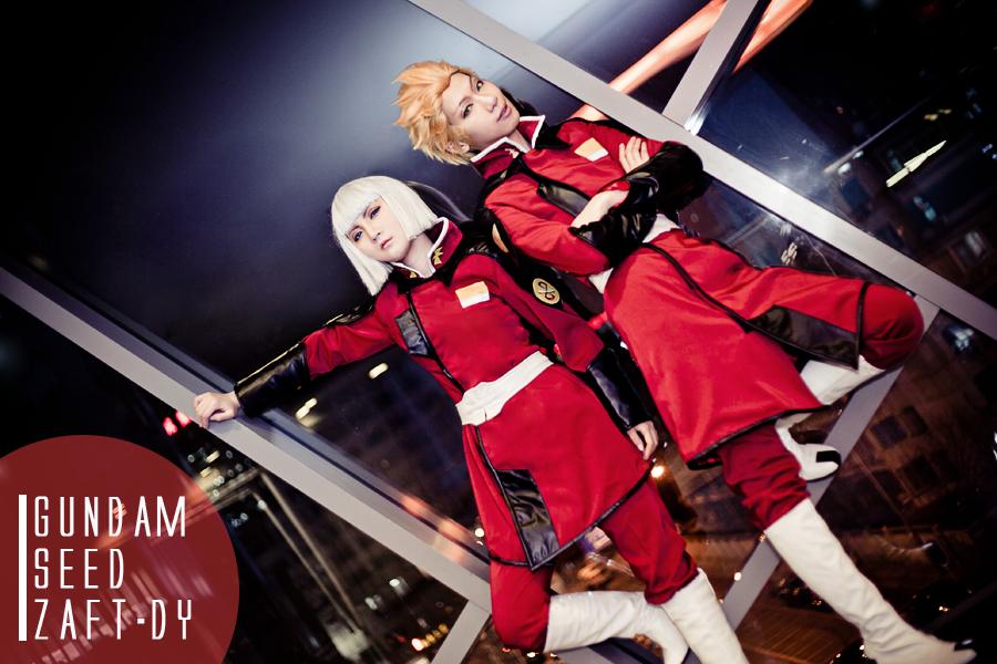 Gundam Seed_zaft by hybridre