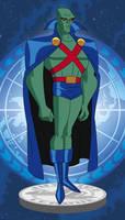 JL - Martian Manhunter