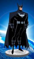 JL - Justice Lords - Batman
