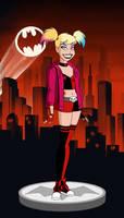 TNBA - Harley Quinn - Task Force X - Coat