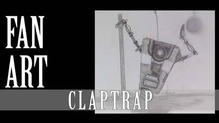 Fanart - Claptrap