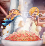 One Piece 902 - Father and son