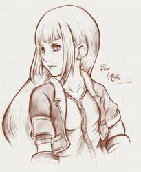 Skuld - Kingdom Hearts