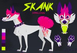 Skank Ref 2019 by RAE-J