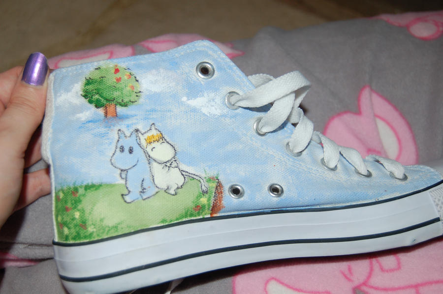 Clothing, Shoes & Jewelry Kids Moomin Sneakers has been added to your Cart Add to Cart. Turn on 1-Click ordering for this browser. Customers also shopped for. Page 1 of 1 Start over Page 1 of 1. This shopping feature will continue to load items. In order to navigate out of this carousel please use your heading shortcut key to navigate to.