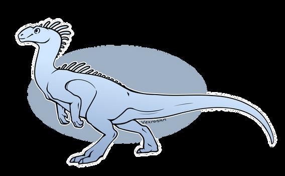 [P2U] Plateosaurus Base [C]