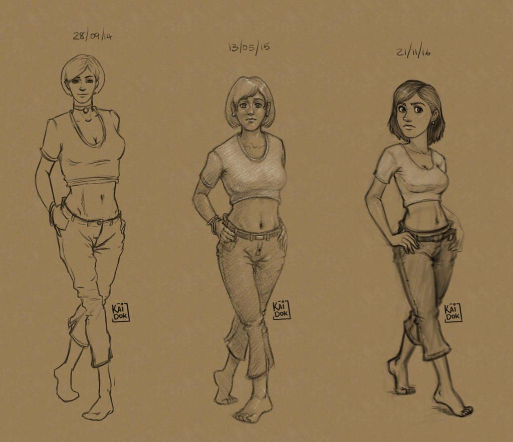 119 - Pictorial Evolution by KaidokJ