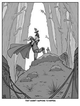 Inktober 20: Breakable - By the power of Grayskull