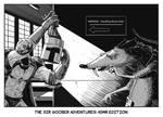 INKTOBER 6: Rodent - Whisper it in my ear-hole...