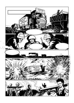Koneballerina Page 1