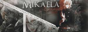Cover Mikaela Hyakuya