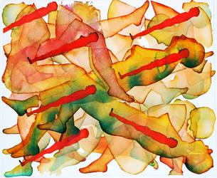Rene Francois Magritte by BLDRDSH