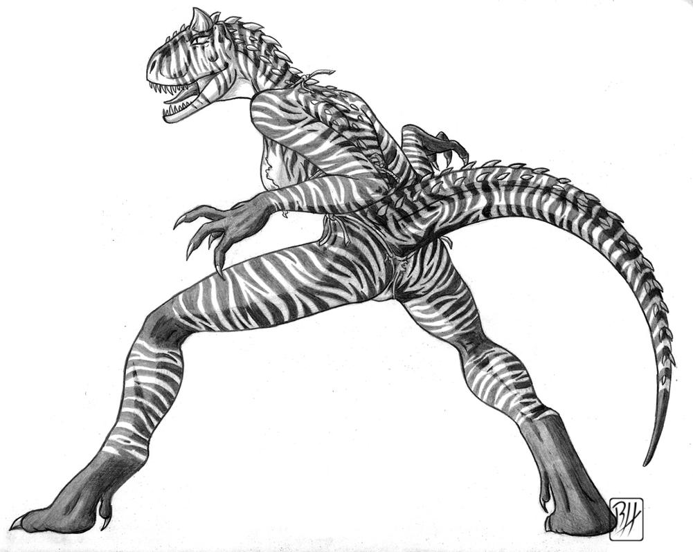 Image Result For Cute Raptor Coloring