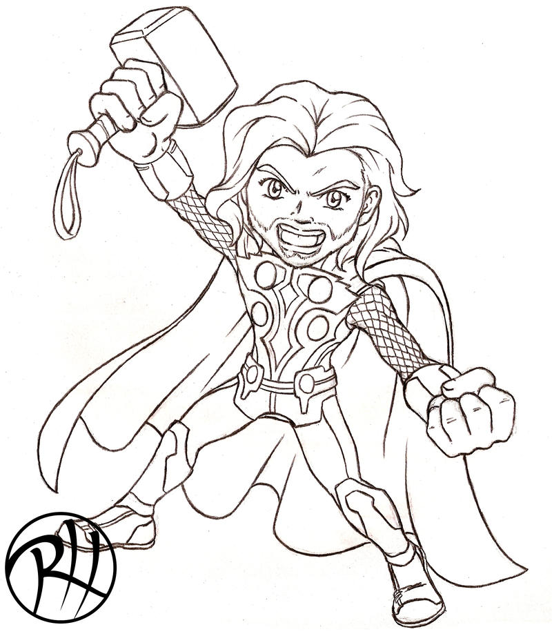 Avengers Drawing Easy | Www.imgkid.com - The Image Kid Has It!