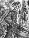 Battle T-Rex