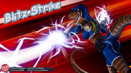 PATREON Monthly Idea Pool 23 - Blitz Strike by Predaguy