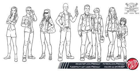 Jurassic World: Uprising - Group 04