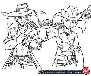 Cowboy Lads