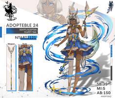 [Open]Adopteble24/EGYPT Theme by NTArt1121