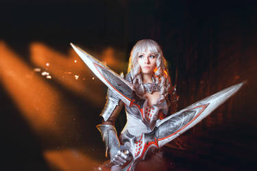 Human warrior - Tera the Next by taygakis