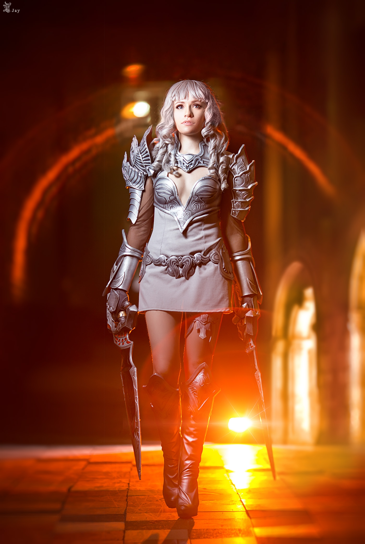 Tera the Next - Human warrior by taygakis